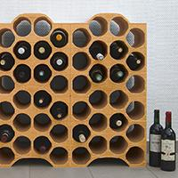 Casiers à bouteilles